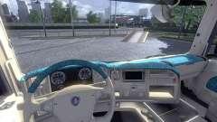 Innenraum für Scania -Strand- für Euro Truck Simulator 2