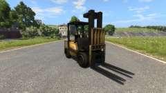 DSC Forklift für BeamNG Drive