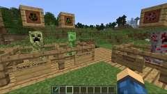 Neue grippery für Minecraft