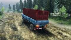 Der trailer ODS-885 v2.2 für Spin Tires