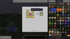 Enchanté D'Apple pour Minecraft