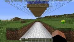 Federn fallen jetzt für Minecraft