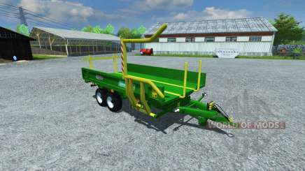 Dolly Sipma WS 6510 Dromader v1.1 für Farming Simulator 2013