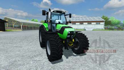 Deutz-Fahr Agrotron TTV 430 pour Farming Simulator 2013