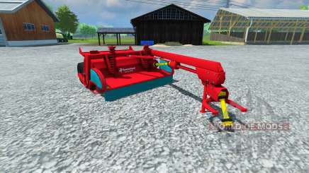 Kverneland Taarup 4028 Mower für Farming Simulator 2015