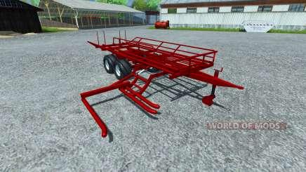Le choix de l'balles rondes pour Farming Simulator 2013
