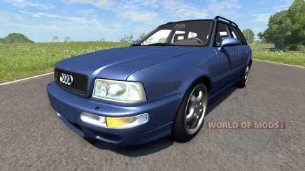 Audi RS2 Avant pour BeamNG Drive