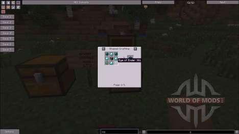 Ender articles pour Minecraft