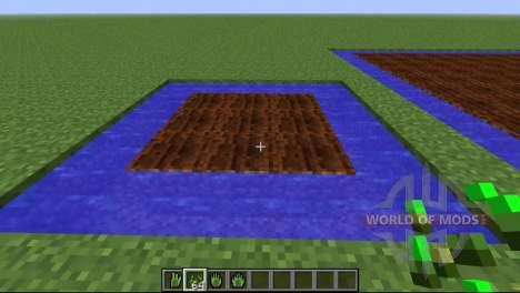 Planter Helper für Minecraft
