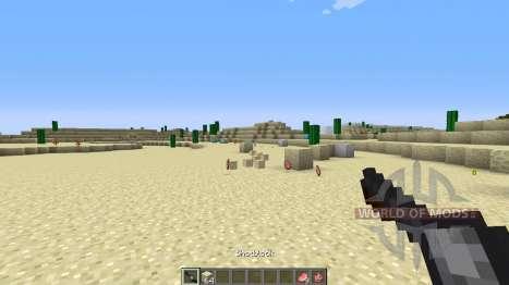 Arme pour Minecraft