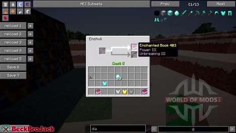 Enchvil für Minecraft