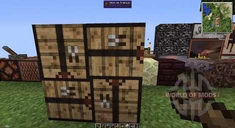 Le retournement des blocs pour Minecraft