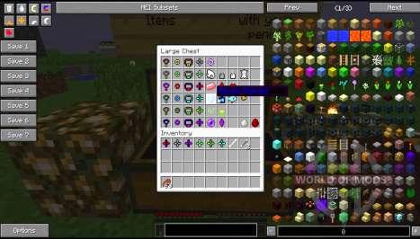 Amulette für Minecraft