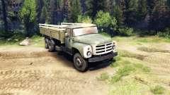 ZIL-133 G1 für Spin Tires