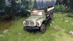 ZIL-133 GA für Spin Tires
