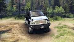 GMC C4500 TopKick 6x6 v1.2 pour Spin Tires