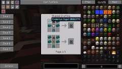 Le dzhetpake pour Minecraft