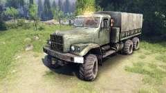 Neue sound-engine KrAZ-255 für Spin Tires