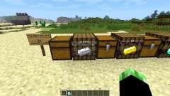 Barils pour Minecraft