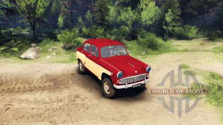 Moskvitch-407 pour Spin Tires