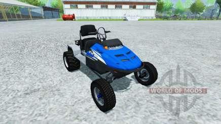 DIY Quad pour Farming Simulator 2013