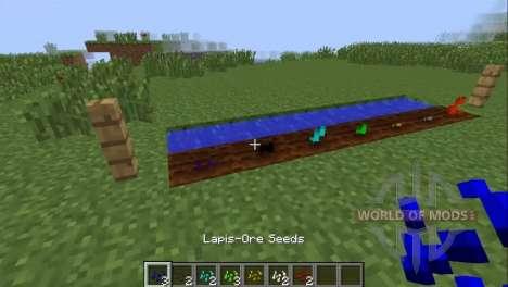 Wachsende Erz für Minecraft