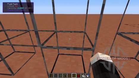 Tanks für Minecraft