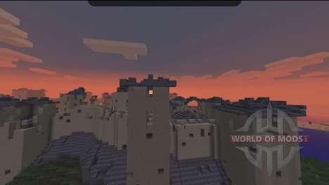 Le pouvoir de la ville de générateur pour Minecraft