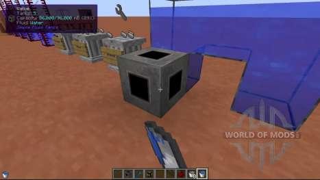 Chars pour Minecraft