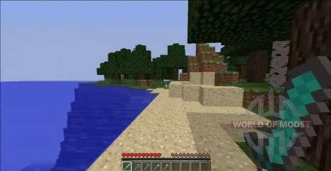 Super-Diamant-Elemente für Minecraft