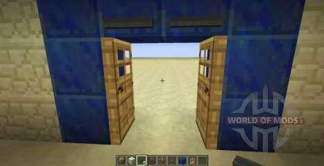 Neue Türen für Minecraft