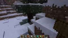 Chutes de neige pour Minecraft