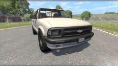 Chevrolet S-10 Draggin 1996 pour BeamNG Drive