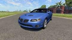 Pontiac GTO 2005 pour BeamNG Drive