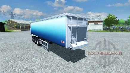 Kroeger Agroliner SRB35A pour Farming Simulator 2013