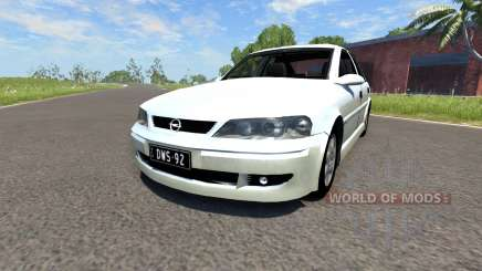 Opel Vectra B 2001 pour BeamNG Drive