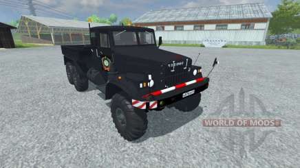 Kraz-s pour Farming Simulator 2013