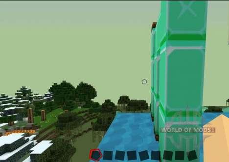 Les clôtures pour Minecraft