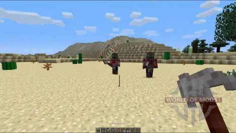 Les assassins pour Minecraft