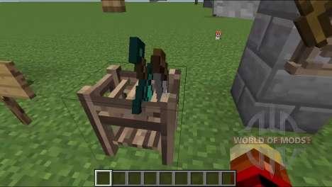 Elemente des Mittelalters für Minecraft
