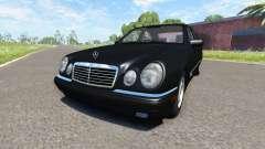 Mercedes-Benz E420 W124 stock für BeamNG Drive
