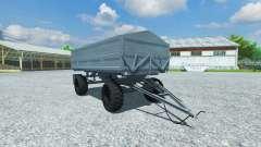 Remorque Fortschritt HW60 v2.0 pour Farming Simulator 2013