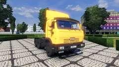 KamAZ-54115 für Euro Truck Simulator 2