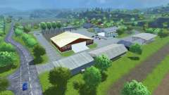 Sample Mod Map für Farming Simulator 2013