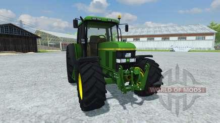 John Deere 6610 pour Farming Simulator 2013