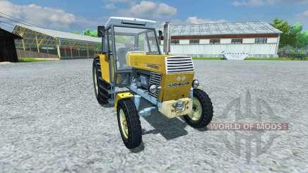 URSUS 1201 v2.0 Yellow für Farming Simulator 2013