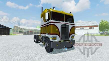 Kenworth K100 für Farming Simulator 2013