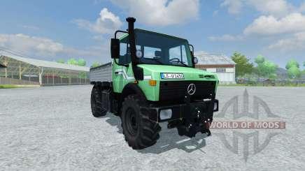 Mercedes-Benz Unimog 1450 pour Farming Simulator 2013