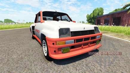 Renault 5 Turbo pour BeamNG Drive