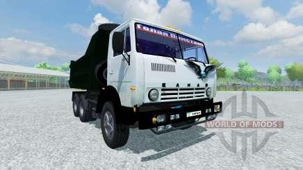 KamAZ-55111 1990 für Farming Simulator 2013